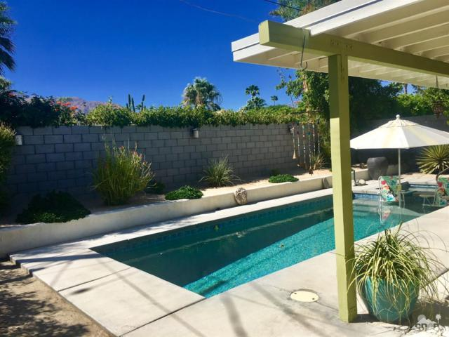 633 N Sunrise Way, Palm Springs, CA 92262 (MLS #218025128) :: The John Jay Group - Bennion Deville Homes
