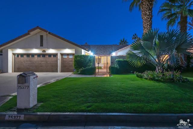 75377 Montecito Drive, Indian Wells, CA 92210 (MLS #218025250) :: Brad Schmett Real Estate Group