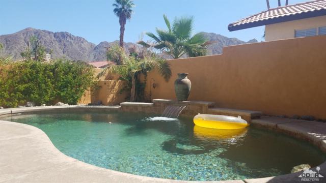 52885 Avenida Vallejo E, La Quinta, CA 92253 (MLS #218025450) :: The John Jay Group - Bennion Deville Homes