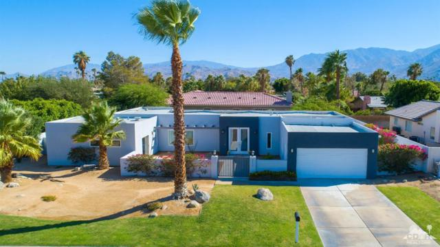 2239 E Powell Road, Palm Springs, CA 92262 (MLS #218025544) :: The John Jay Group - Bennion Deville Homes