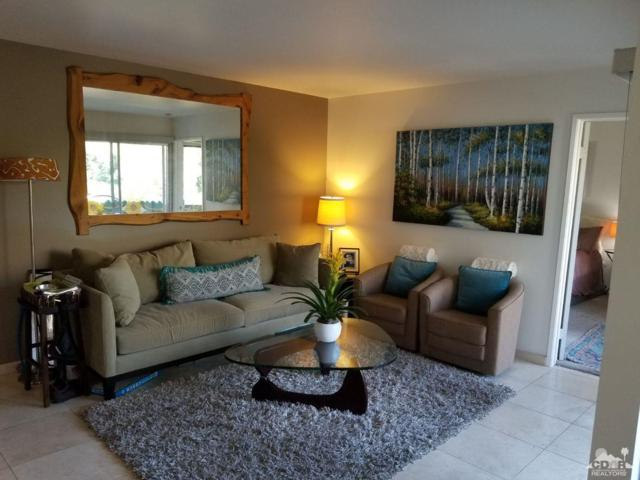 1550 S Camino Real #318, Palm Springs, CA 92264 (MLS #218035706) :: The John Jay Group - Bennion Deville Homes