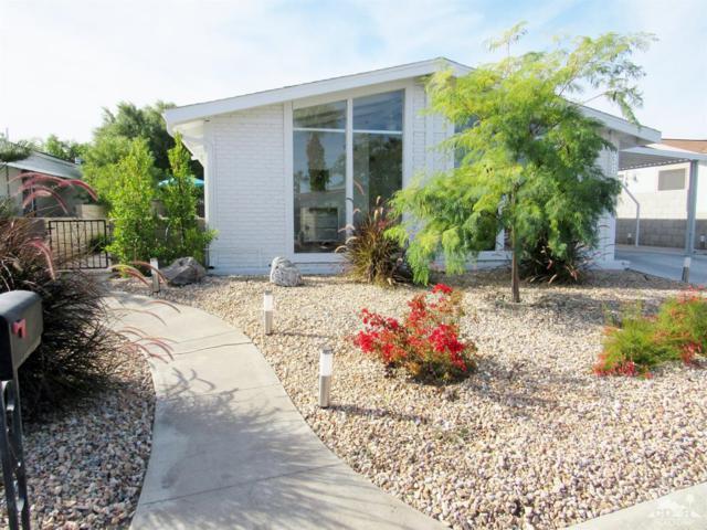 38581 Cactus Lane, Palm Desert, CA 92260 (MLS #219000761) :: The John Jay Group - Bennion Deville Homes