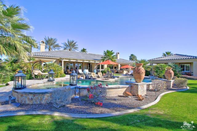 81919 Thoroughbred Trail, La Quinta, CA 92253 (MLS #219004721) :: The John Jay Group - Bennion Deville Homes