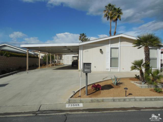 73588 Adobe Springs Drive, Palm Desert, CA 92260 (MLS #219007045) :: The Sandi Phillips Team