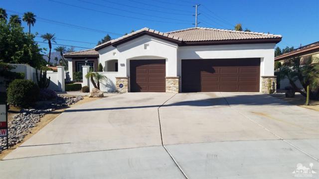 40963 Avenida Solana, Palm Desert, CA 92260 (MLS #219007371) :: The John Jay Group - Bennion Deville Homes