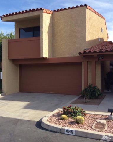 489 E Calle Begonia, Palm Springs, CA 92262 (MLS #219009959) :: Brad Schmett Real Estate Group