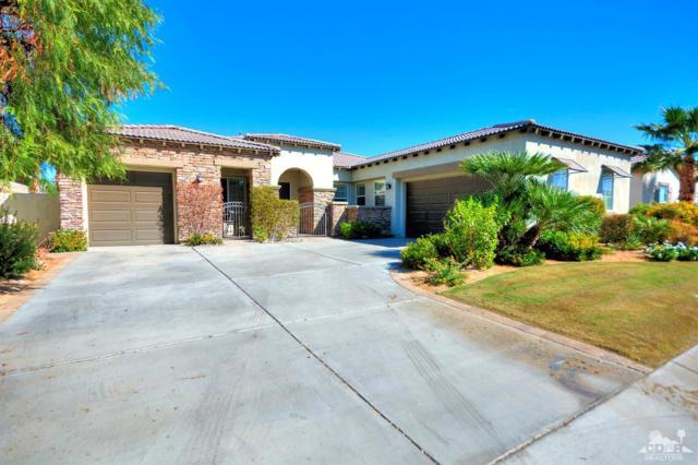 80136 Bridgeport Drive, Indio, CA 92201 (MLS #219011583) :: The John Jay Group - Bennion Deville Homes