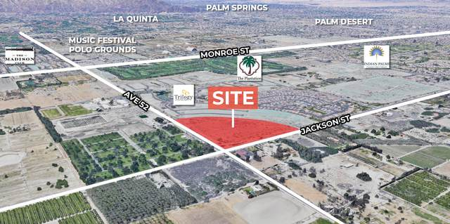 0 Jackson St & Ave 52, Indio, CA 92201 (#219014117) :: The Pratt Group