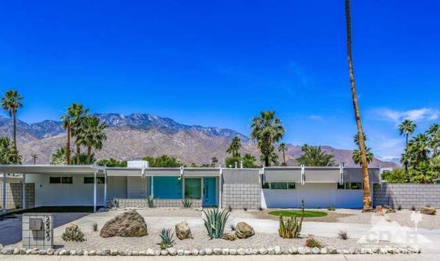 235 N Airlane Drive, Palm Springs, CA 92262 (MLS #219014465) :: Brad Schmett Real Estate Group