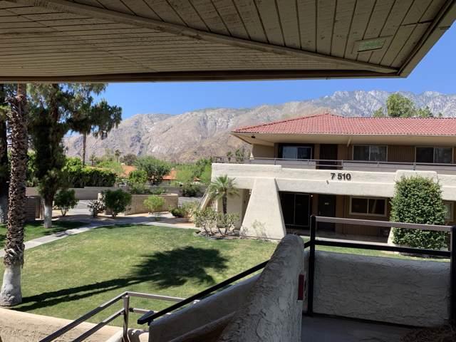 470 N Villa Court #201, Palm Springs, CA 92262 (MLS #219016453) :: The John Jay Group - Bennion Deville Homes