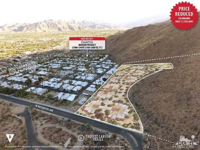 0 W Mesquite Avenue, Palm Springs, CA 92264 (#219017889) :: The Pratt Group