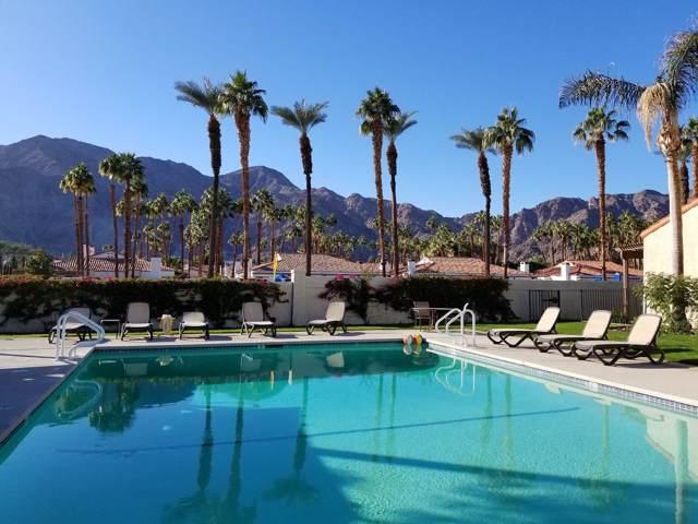 49465 Ave Club La Quinta, La Quinta, CA 92253 (MLS #219018163) :: The John Jay Group - Bennion Deville Homes