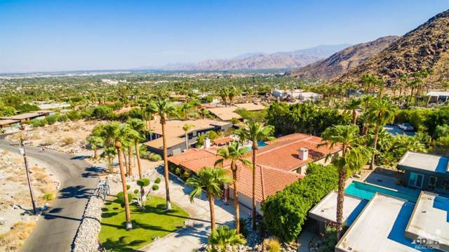 1033 W Chino Canyon Road, Palm Springs, CA 92262 (MLS #219018307) :: The Sandi Phillips Team