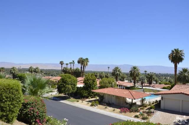 40220 Via Los Altos, Rancho Mirage, CA 92270 (MLS #219018461) :: The John Jay Group - Bennion Deville Homes