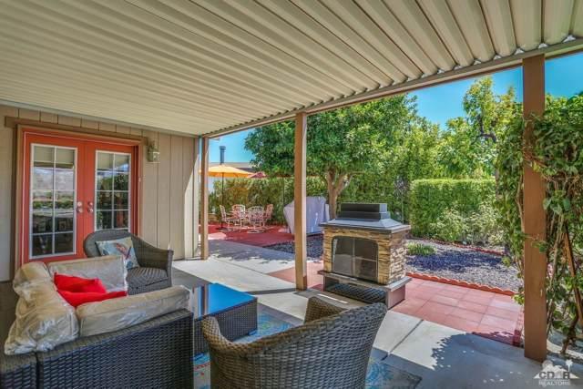 73450 Country Club Drive #159, Palm Desert, CA 92260 (MLS #219021265) :: Hacienda Group Inc