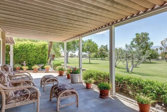 73450 Country Club Drive #352, Palm Desert, CA 92260 (MLS #219022735) :: The Sandi Phillips Team