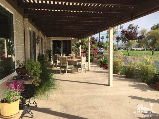 73450 Country Club Drive #190, Palm Desert, CA 92260 (MLS #219023061) :: The Sandi Phillips Team