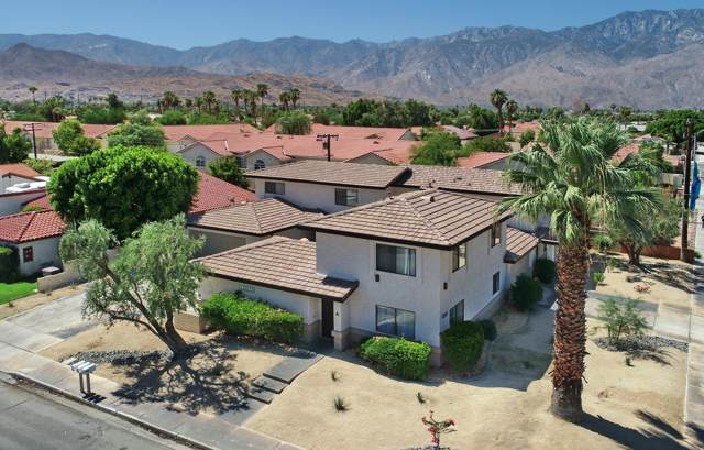 32525 Canyon Vista Rd Road, Cathedral City, CA 92234 (MLS #219024323) :: The Sandi Phillips Team