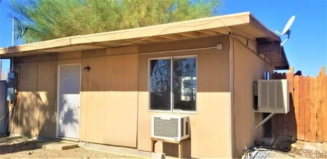 28115 Happy Valley Drive, Desert Hot Springs, CA 92241 (MLS #219024487) :: The Jelmberg Team