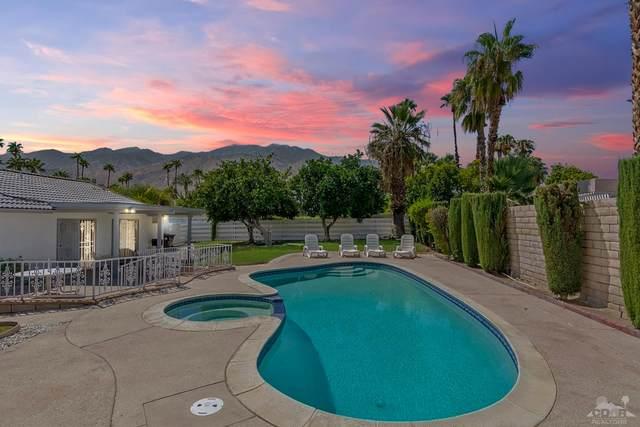 2210 E Calle Papagayo, Palm Springs, CA 92262 (#219024517) :: The Pratt Group
