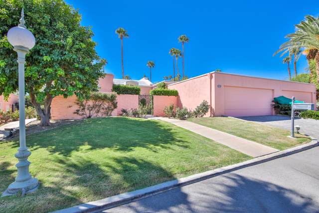 47085 Marrakesh Drive, Palm Desert, CA 92260 (MLS #219024645) :: The John Jay Group - Bennion Deville Homes