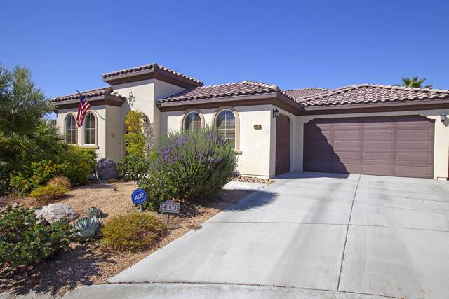 40823 Fortunato Court, Indio, CA 92203 (MLS #219030111) :: Brad Schmett Real Estate Group