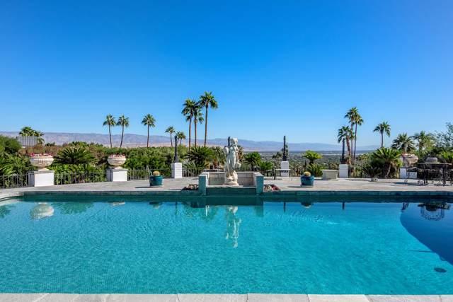 1090 W Cielo Drive, Palm Springs, CA 92262 (MLS #219030628) :: The Sandi Phillips Team