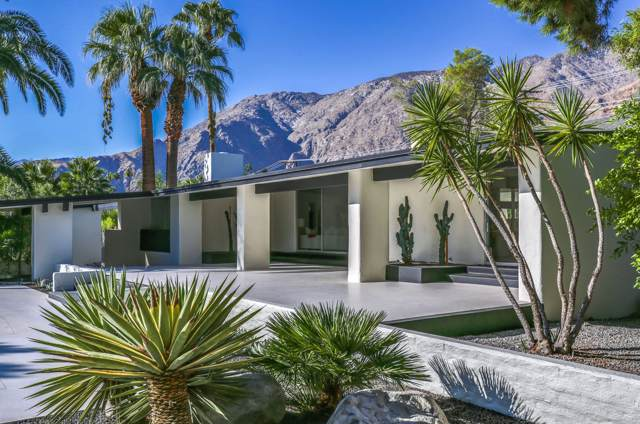 572 W Santa Elena Road, Palm Springs, CA 92262 (MLS #219033009) :: Brad Schmett Real Estate Group