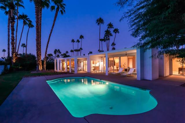 2445 S Yosemite Drive, Palm Springs, CA 92264 (MLS #219033164) :: The Sandi Phillips Team