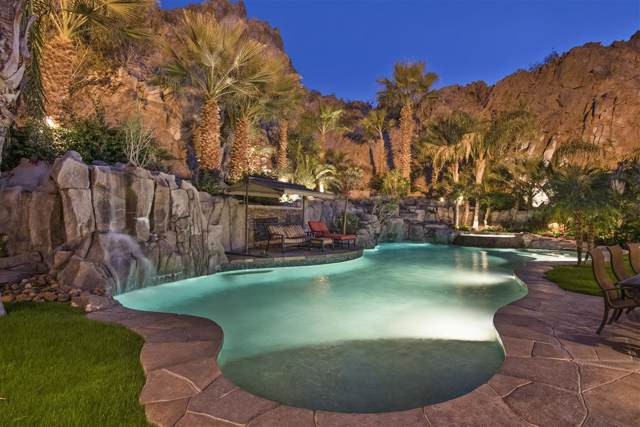 46150 Monte Sereno Drive, Indian Wells, CA 92210 (MLS #219033166) :: The Jelmberg Team