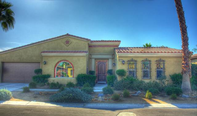 81675 Rancho Santana Drive, La Quinta, CA 92253 (MLS #219034102) :: The Sandi Phillips Team