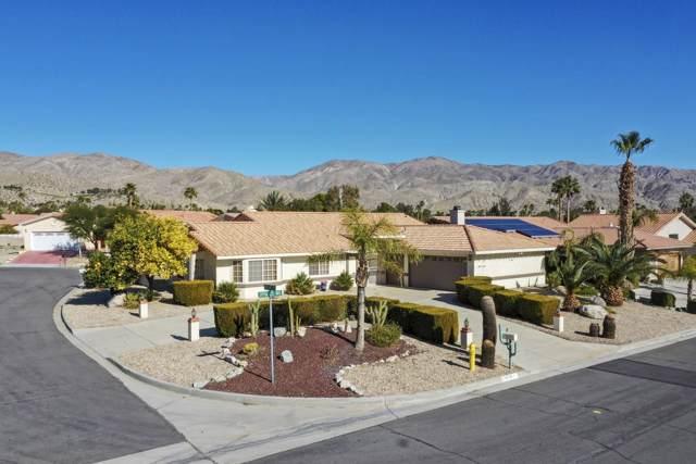 64518 Spyglass Avenue, Desert Hot Springs, CA 92240 (MLS #219035899) :: The Sandi Phillips Team