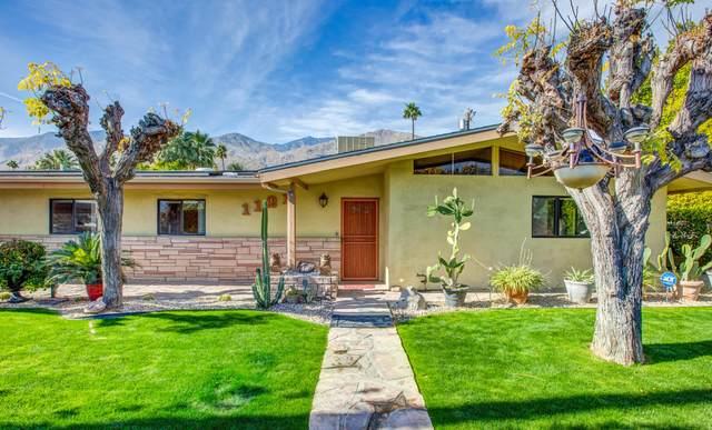 1121 S Camino Real, Palm Springs, CA 92264 (MLS #219037169) :: The Sandi Phillips Team