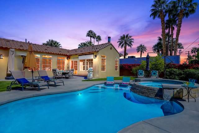 175 E Mesquite Avenue, Palm Springs, CA 92264 (#219039084) :: The Pratt Group