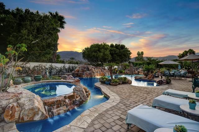 72633 Jamie Way, Rancho Mirage, CA 92270 (MLS #219039414) :: The John Jay Group - Bennion Deville Homes