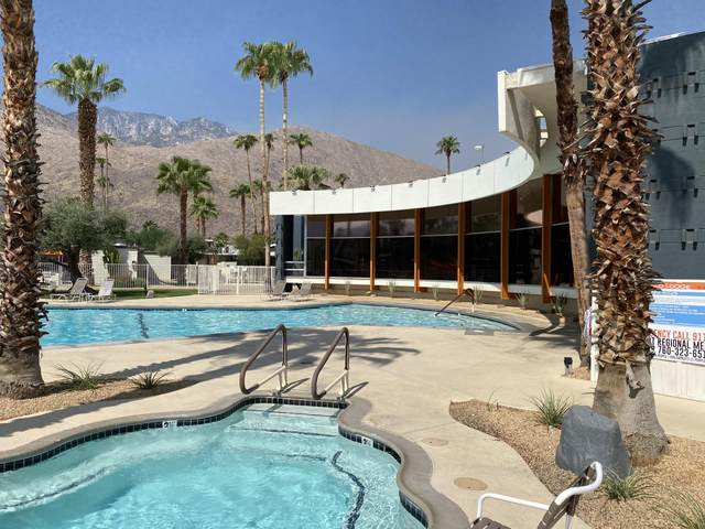 1111 E Palm Canyon Drive, Palm Springs, CA 92264 (MLS #219039573) :: Hacienda Agency Inc