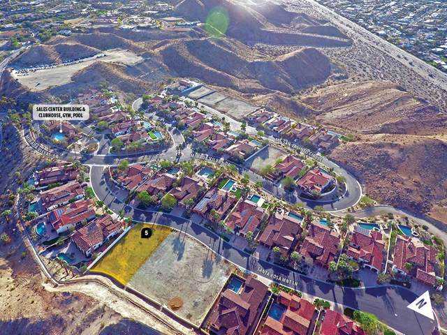0 Santa Rosa Mountain Lane, Rancho Mirage, CA 92270 (MLS #219040054) :: The John Jay Group - Bennion Deville Homes