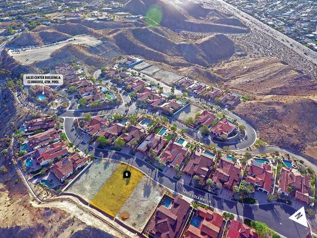 0 Santa Rosa Mountain Lane, Rancho Mirage, CA 92270 (MLS #219040056) :: The John Jay Group - Bennion Deville Homes