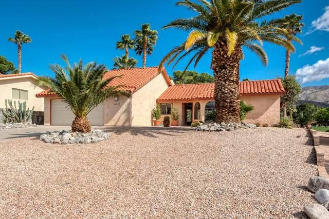64658 Pinehurst Circle, Desert Hot Springs, CA 92240 (MLS #219040338) :: The John Jay Group - Bennion Deville Homes