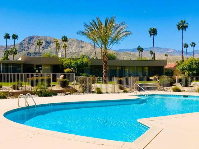 1020 Tamarisk West Street, Rancho Mirage, CA 92270 (MLS #219042558) :: The Jelmberg Team