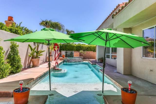 600 Poppy Street, Palm Springs, CA 92262 (MLS #219043341) :: The Jelmberg Team