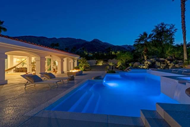 594 W Stevens Road, Palm Springs, CA 92262 (MLS #219043372) :: Brad Schmett Real Estate Group