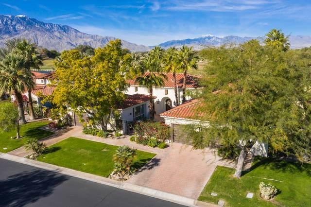 380 Loch Lomond Road, Rancho Mirage, CA 92270 (MLS #219043675) :: Desert Area Homes For Sale