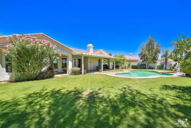 15 Calais Circle, Rancho Mirage, CA 92270 (MLS #219045158) :: The Jelmberg Team