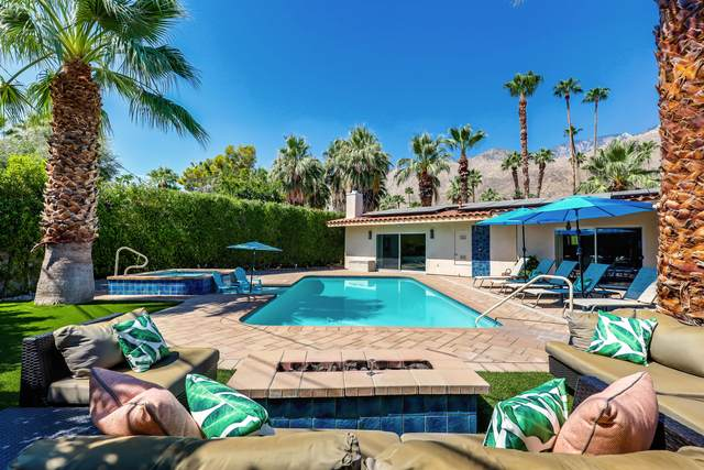 1440 S Indian Trail, Palm Springs, CA 92264 (MLS #219048046) :: The John Jay Group - Bennion Deville Homes