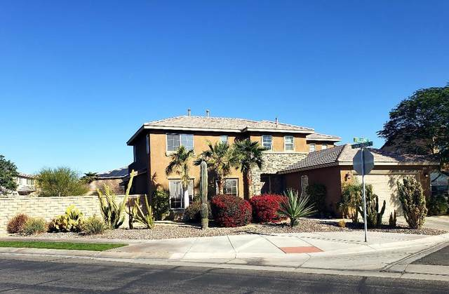84504 Bellissimo Circle, Indio, CA 92203 (MLS #219048064) :: Zwemmer Realty Group