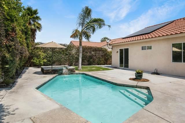 27875 Avenida Maravilla, Cathedral City, CA 92234 (MLS #219048079) :: The John Jay Group - Bennion Deville Homes