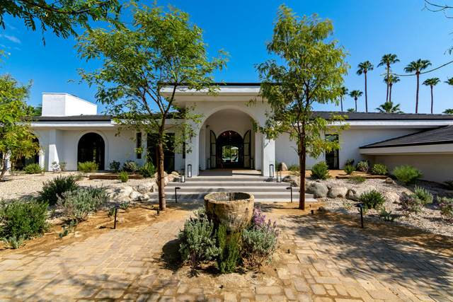 594 W Stevens Road, Palm Springs, CA 92262 (MLS #219048166) :: Mark Wise | Bennion Deville Homes