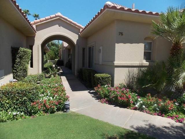 75 Kavenish Drive, Rancho Mirage, CA 92270 (MLS #219048333) :: Brad Schmett Real Estate Group