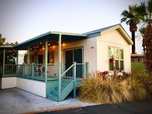 180 Logenita Street, Palm Springs, CA 92264 (MLS #219048530) :: The John Jay Group - Bennion Deville Homes